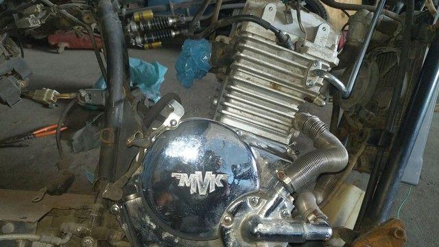 motor completo ghost spyder 300 cc - Foto 4