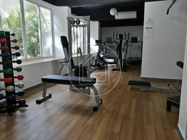 Apartamento à venda com 4 dormitórios em São conrado, Rio de janeiro cod:836786 - Foto 12