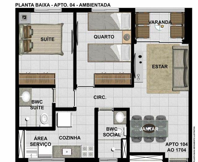 ACT   Flat de 32 m²   Aflitos (Oportunidade) - Foto 20