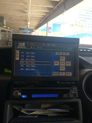 Rádio HBUST HBD9550 AV