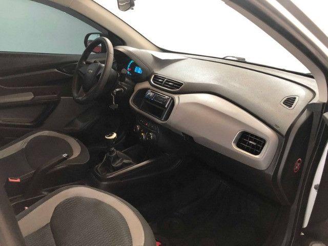 Chevrolet Onix 1.0 LT 2015 Prata 46.900 KM - Foto 3