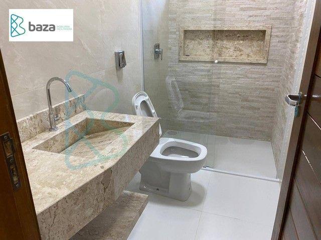 Casa com 3 dormitórios à venda, 170 m² por R$ 900.000,00 - Residencial Paris - Sinop/MT - Foto 10