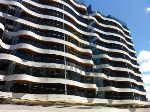 Apt beira mar de Pajuçara 150m² varanda 3 suítes DCE área de lazer completa só 850mil!! - Foto 4