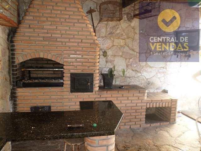 Casa à venda com 4 dormitórios em Santa mônica, Belo horizonte cod:158 - Foto 4