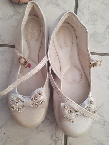 Lote sapatos infantil - Foto 5