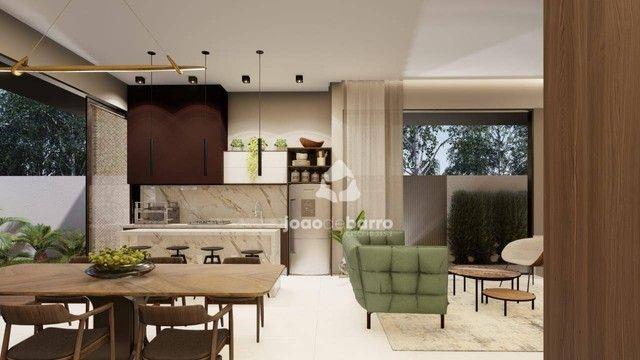 Campo Grande - Casa de Condomínio - Jardim novos estados - Foto 6