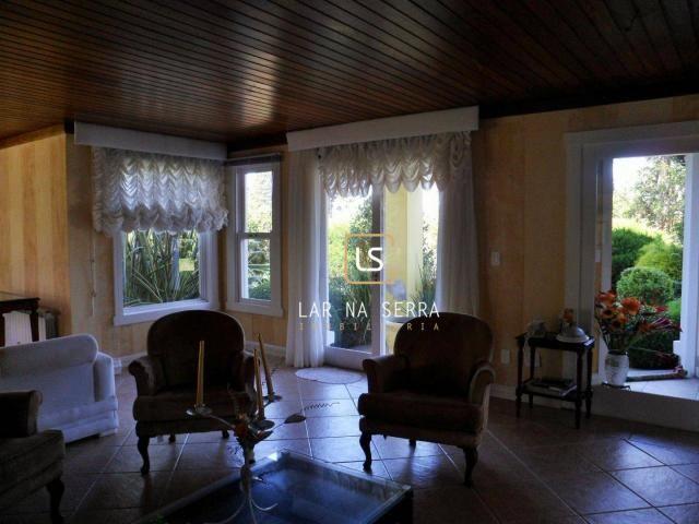 Casa com 4 dormitórios à venda, 272 m² por R$ 2.300.000,00 - Laje de Pedra - Canela/RS - Foto 8
