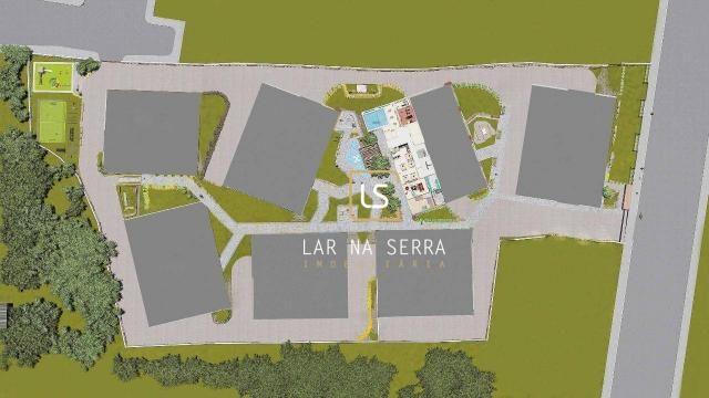 Apartamento à venda, 116 m² por R$ 698.700,00 - Centro - Gramado/RS - Foto 3