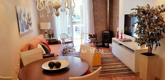 Apartamento com 2 dormitórios à venda, 129 m² por R$ 1.500.000,00 - Centro - Gramado/RS - Foto 3