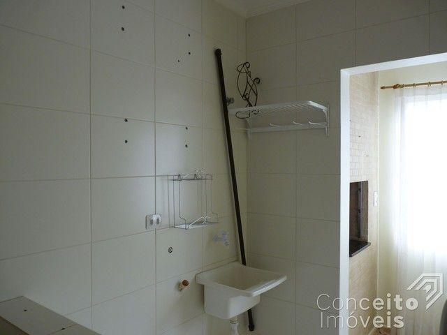 Apartamento para alugar com 2 dormitórios em Estrela, Ponta grossa cod:393423.001 - Foto 10