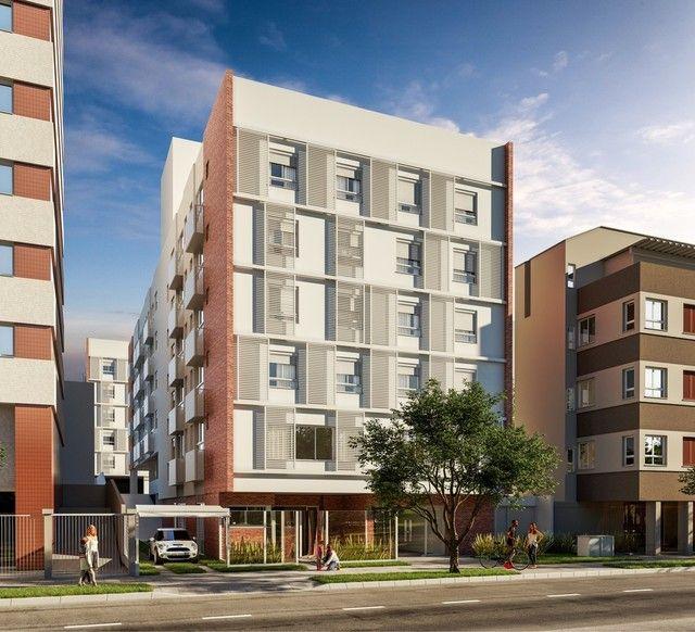 Apartamento à venda com 1 dormitórios em Bom fim, Porto alegre cod:RG4211 - Foto 2