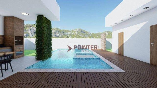 Sobrado com 4 dormitórios à venda, 615 m² por R$ 1.899.000,00 - Condomínio do Lago - Goiân - Foto 10