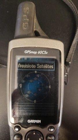 GPS map Carmin 60CSx  - Foto 4