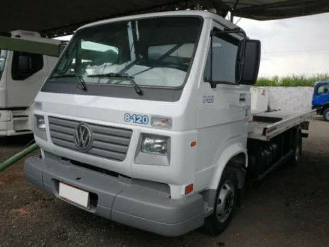 Caminhão Prancha - Assumir Financiamento - Foto 3
