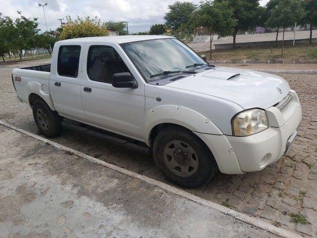 Vende-se ou troca, Frontier  2004 4×diesel  - Foto 4