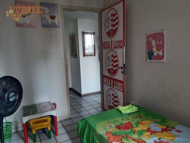 Apartamento com 4 quartos, 143 m² por R$ 780.000 - Espinheiro - Recife/PE - Foto 18