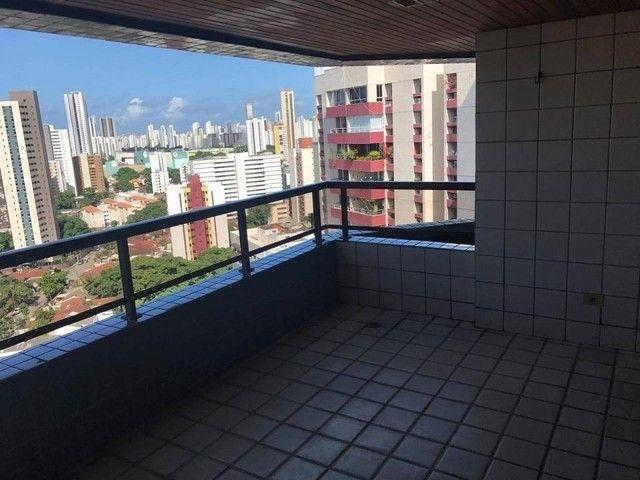 RB 073 Apart, para venda com 225 metros quadrados com 3 quartos em Casa Forte - Recife - Foto 20