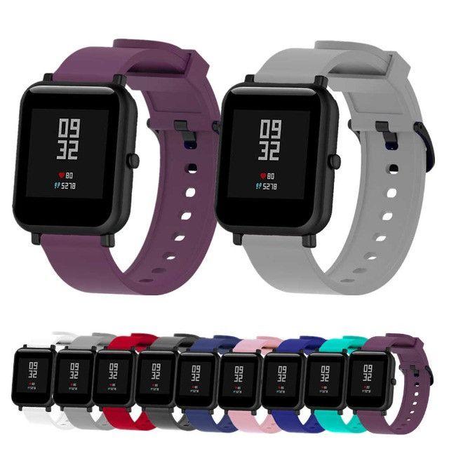 Pronta Entrega Relógio Smartwatch Amazfit Bip S A1821 Global Gps Xiaomi