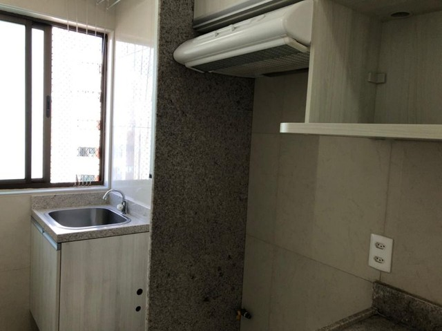 Apartamento 1 suíte para alugar, 34 m² por R$ 2.200/mês, tudo incluso, exceto CELPE- Graça - Foto 9