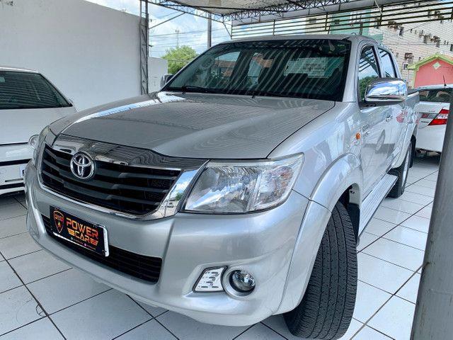 Toyota Hilux 2014 flex extra - Foto 4