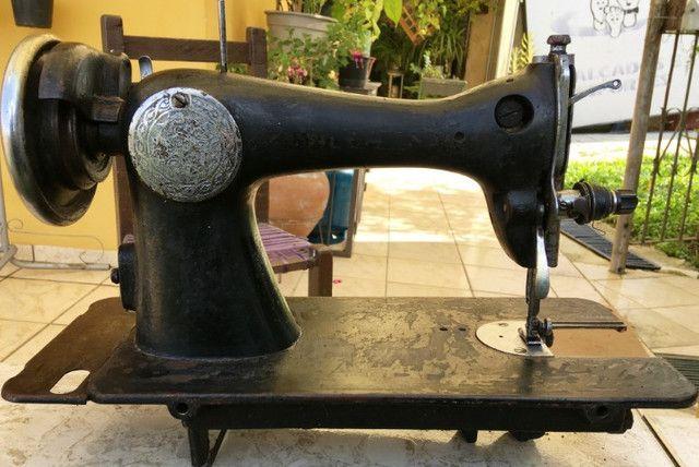 Cabeçote de máquina de costura Alfa, usada, no estado - Foto 3