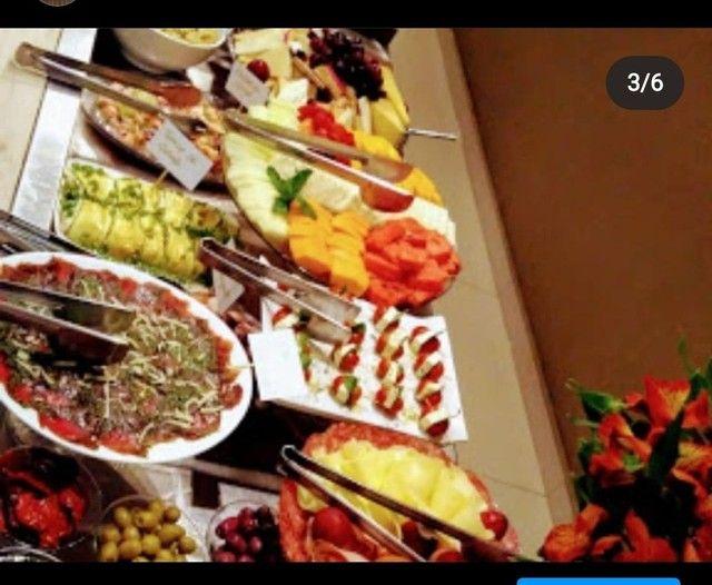 Buffet Refrigerado para Restaurante - Foto 3