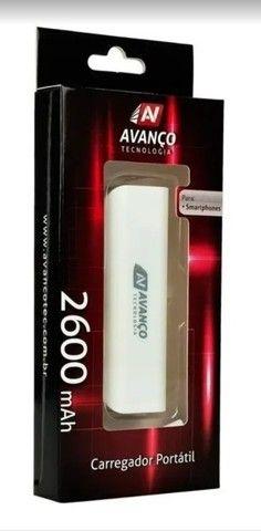 Bateria Portátil Powerbank 2600 mAh      Entrega gratuita - Foto 3