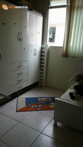 Apartamento à venda com 3 dormitórios em Santa mônica, Belo horizonte cod:143007 - Foto 2