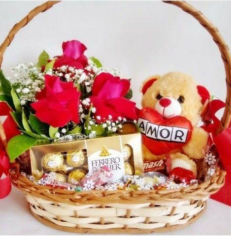 Surpreenda em especial / com cestas para presentear com amor e carinho *.  - Foto 5