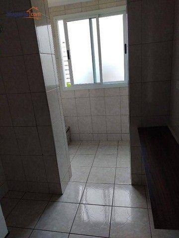 Apartamento com 1 dormitório para alugar, 55 m² por R$ 950,00/mês - Centro - São José dos  - Foto 17