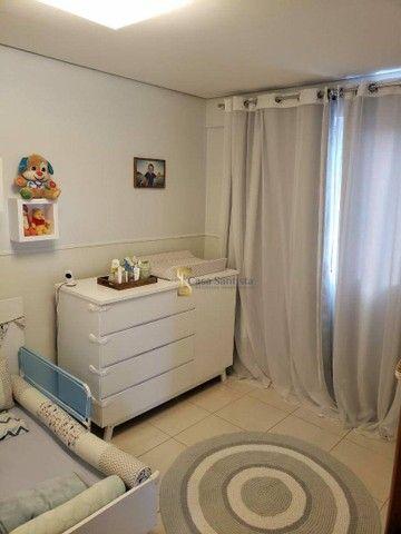 Apartamento com 2 dormitórios à venda, 70 m² por R$ 485.000,00 - Aparecida - Santos/SP - Foto 14