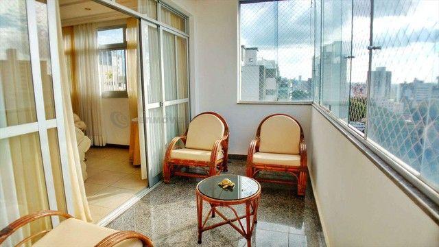 Apartamento à venda com 5 dormitórios em Serra, Belo horizonte cod:386113 - Foto 5