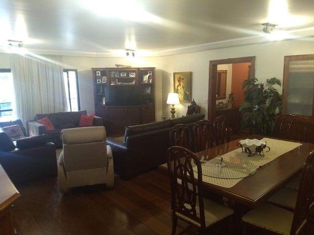 Apartamento Mobiliado com 4 dormitórios para alugar, 239 m² por R$ 5.000/mês - Chácara Urb - Foto 6
