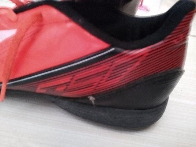Chuteira Society Adidas F50 T43 - Foto 2