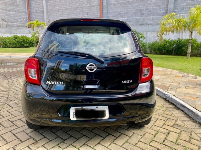 Nissan March SV 1.6, completo!!   - Foto 14