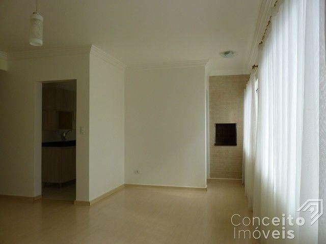 Apartamento para alugar com 2 dormitórios em Estrela, Ponta grossa cod:393423.001 - Foto 3