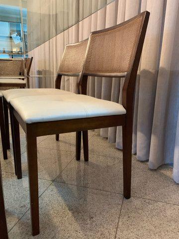 Mesa de jantar 8 cadeiras  - Foto 2