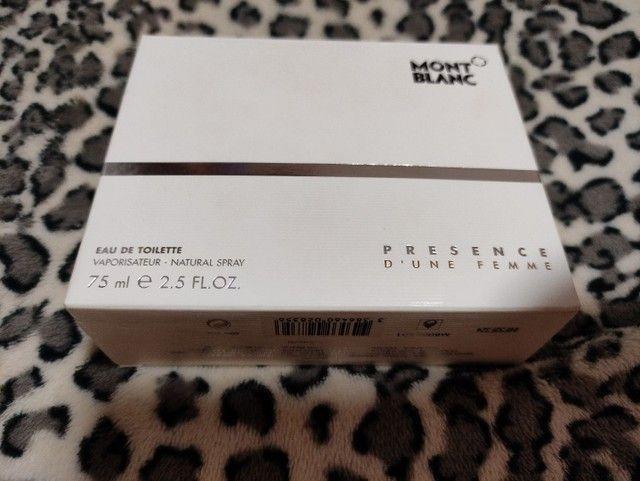 Perfume importado Mont Blanc feminino original  - Foto 3