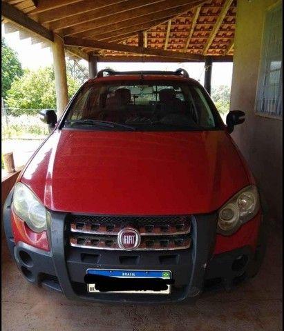 Vendo Fiat Strada Adventure 1.8 8V (Flex) (Cabine Dupla) 2010 - Foto 3