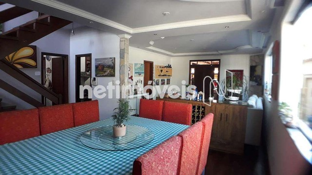 Casa à venda com 3 dormitórios em Braúnas, Belo horizonte cod:813527