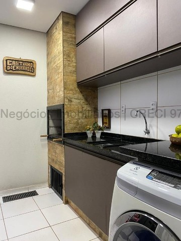 Sobrado em condomínio à venda, 2 quartos, 1 suíte, São Francisco - Campo Grande/MS - Foto 10