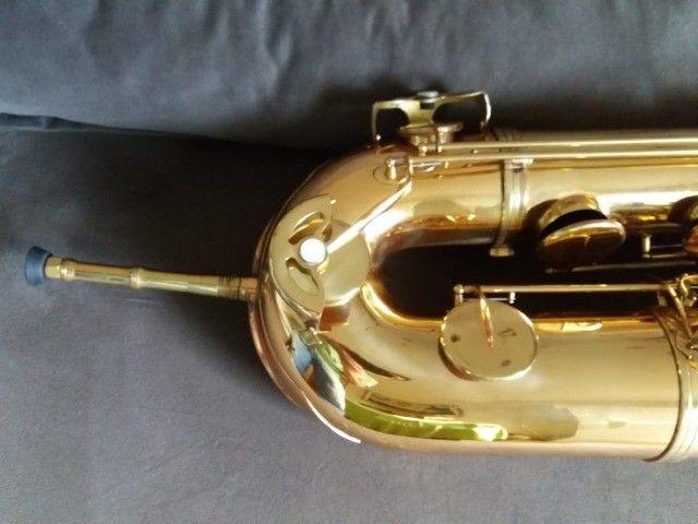 Sax Baixo Compacto Jelle Stainer - Foto 4