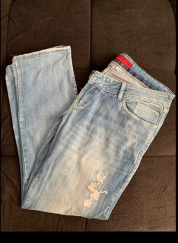 Calça jeans Damyller n 38 original