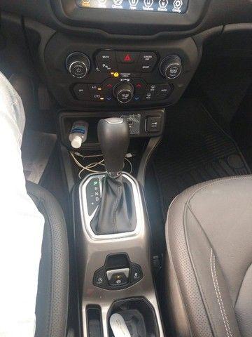 Jeep Renegade Limited 1.8 Único Dono - Garantia de Fábrica - 3.203km - Foto 10