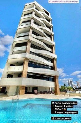 Portal das Mansões Apartamento Luxuoso com 6 quartos 4 suite, na melhor localização da San