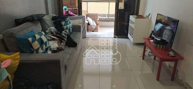 Apartamento com 3 dormitórios à venda, 98 m² por R$ 1.300.000,00 - Icaraí - Niterói/RJ - Foto 4