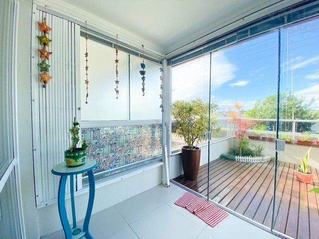 Apartamento com vista permanente para a Lagoa do Violão - Foto 3