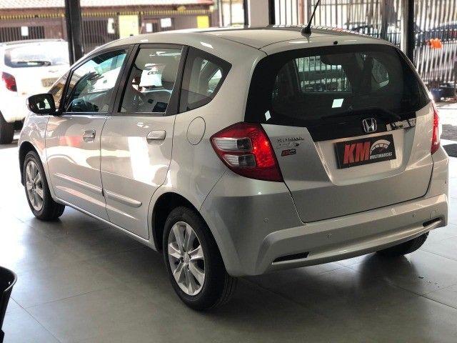Honda Fit 1.4 Lx 2013 Aut. Muito Novo - Foto 4
