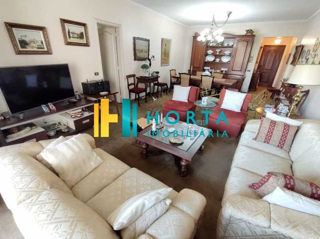 Apartamento à venda com 3 dormitórios em Gávea, Rio de janeiro cod:CPAP31780