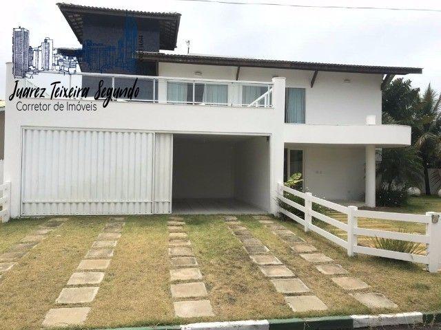 Casa 5 suítes em Guarajuba alto padrão finamente decorada a poucos metros do mar!